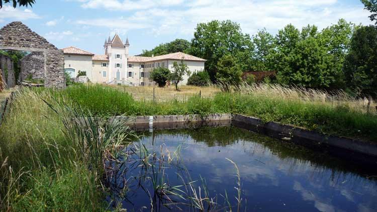 Maison du Parc naturel régional des Monts d'Ardèche