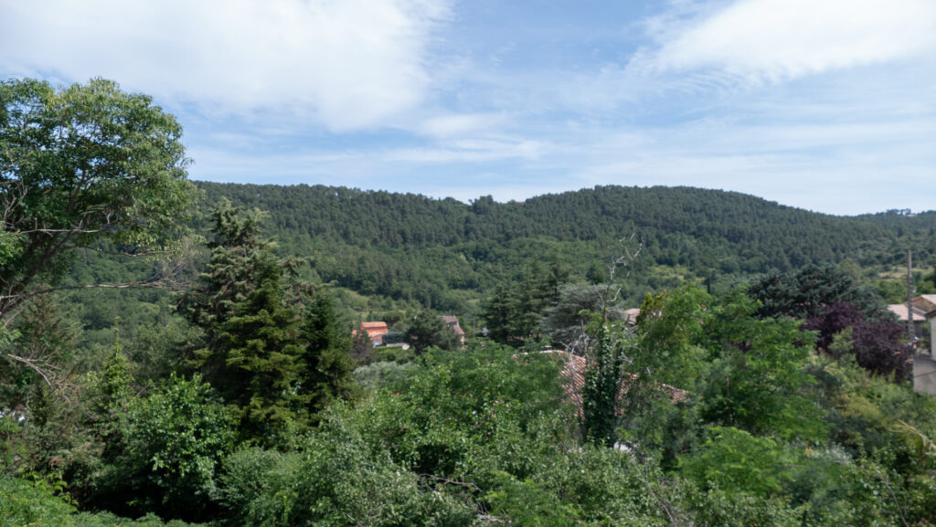 Photo de Mercuer en Ardèche