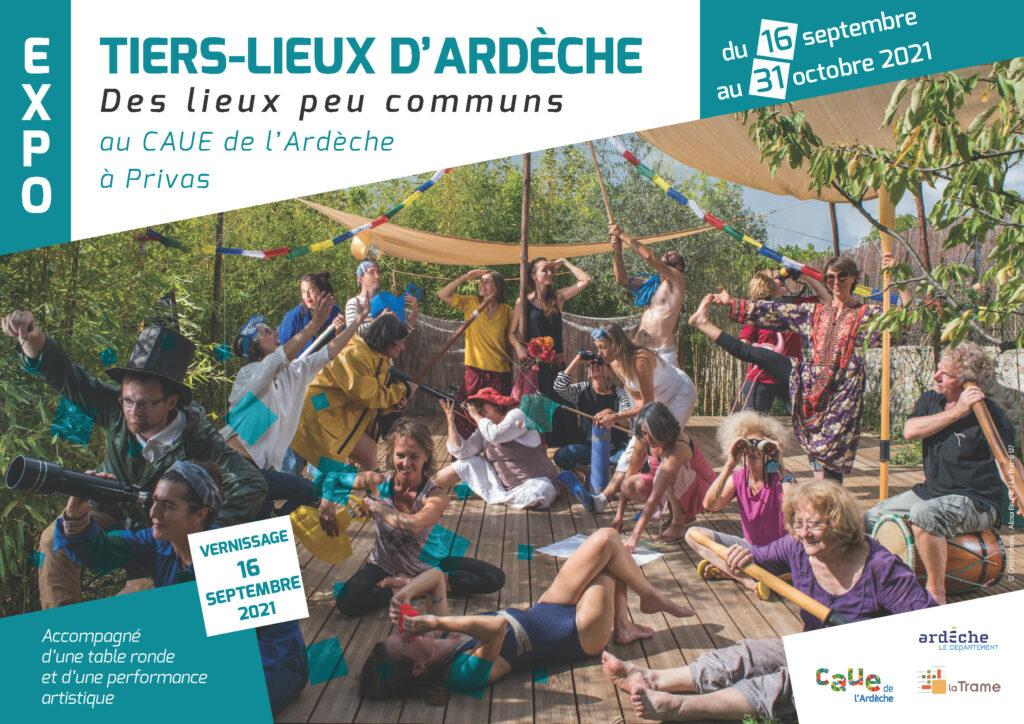 Affiche Expo Tiers-Lieux